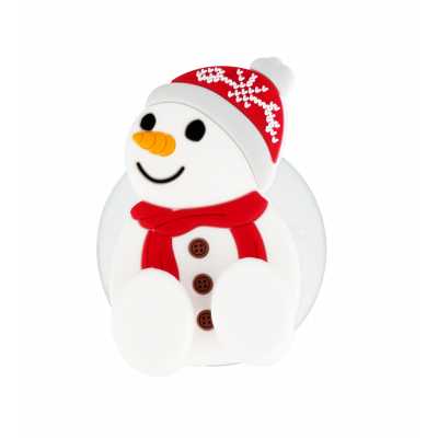 Toothbrush holder - Ani-toothi Snowman