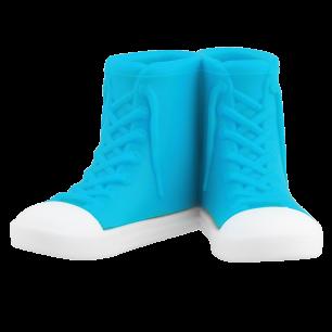 Toothbrush holder - Sneakers Blue