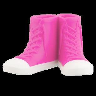 Toothbrush holder - Sneakers Pink