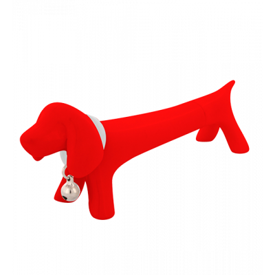 Basset - Pen Red