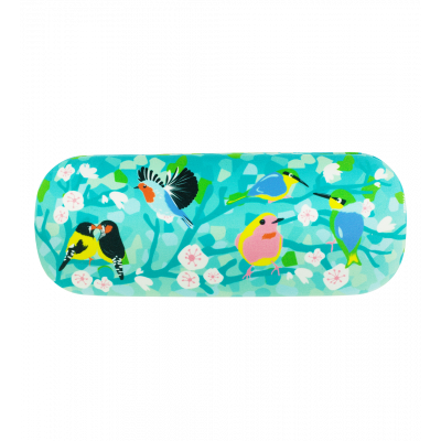 Hard glasses case - Beau Regard Birds