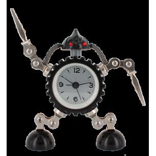 Alarm clock - Robot Timer Black
