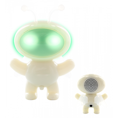 Space Byte - Mini speaker Angel