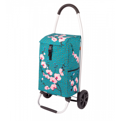 Shopping trolley - Trolly Orchid Blue