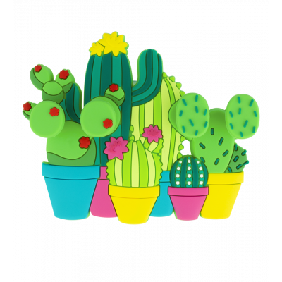 Toothbrush holder - Ani-toothi Cactus
