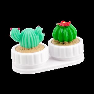 Lens case - T'as de beaux yeux Cactus