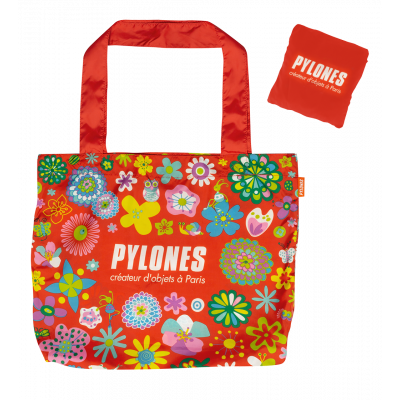 Shopping bag - Pylones Shopping Red