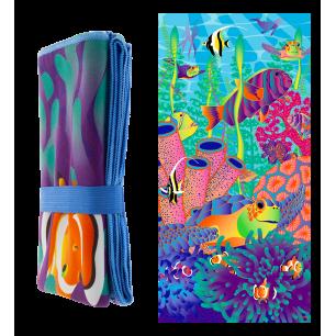 Serviette microfibre - Body DS Fluocéan