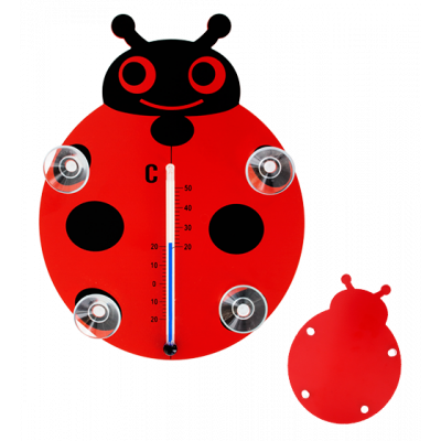 Thermo - Thermometer Ladybird