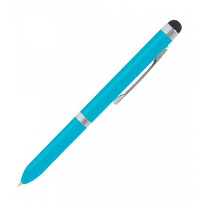 Pen with stylus - Touch Ball Blue
