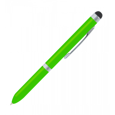 Pen with stylus - Touch Ball Green