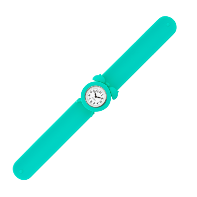 Slap alarm clock watch - My Time 2 Turquoise 2
