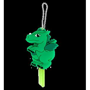 Cover per chiavi - Ani-cover Dragon Vert
