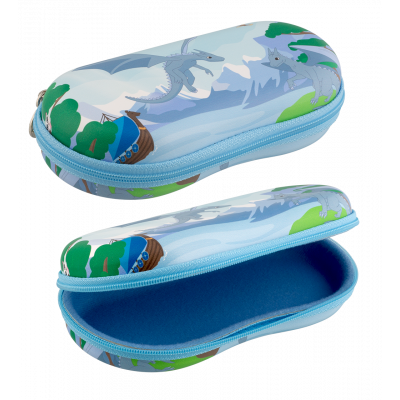 Hard glasses case - Voyage Le Voyage Fantastique Dragon