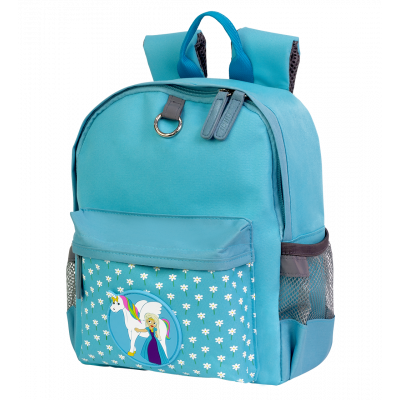 Kids' Backpack- Planete Ecole Le Voyage Fantastique Princesse