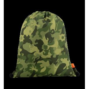 Sacca da nuoto - Swim DS Camouflage Green