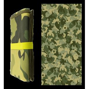Mikrofaser-Badetuch - Body DS Camouflage Green