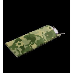 Brillenetui - Neocase Camouflage Green