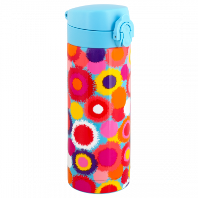 Thermal cup - Keep Cool Click Pompon