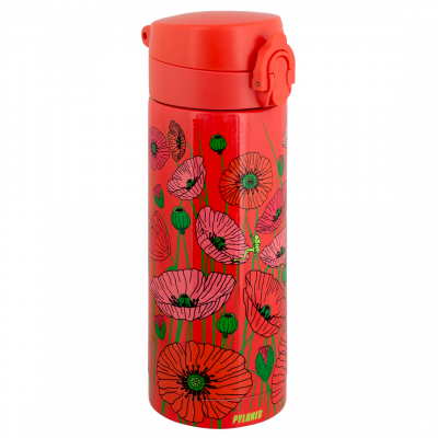 Thermal cup - Keep Cool Click Coquelicots