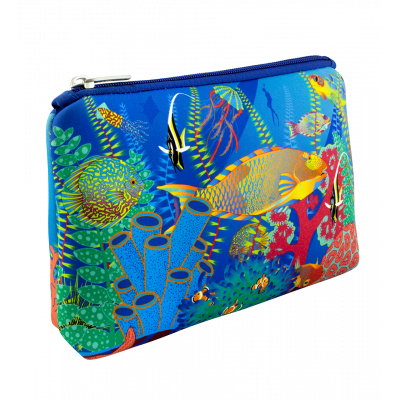 Cosmetic bag - Neopouch Small Under the sea