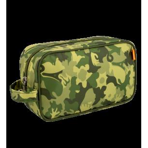 Trousse da bagno - Small Tidy Camouflage Green