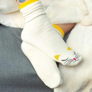 Chaussettes - Duchesse White Cat