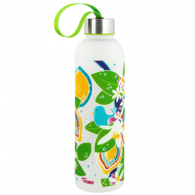 Flask - Happyglou Large Lemon