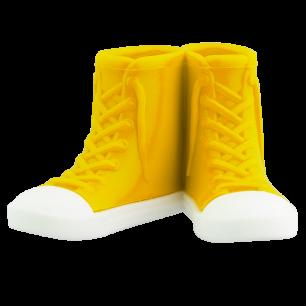 Porta spazzolino da denti - Sneakers Giallo