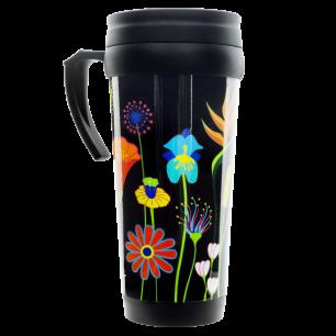 Kaffeebecher - Starmug Jardin fleuri