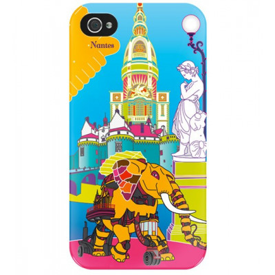 I Cover 4 - Cover per iPhone 4/4S Nantes