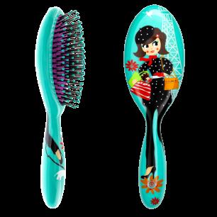 Grande brosse à cheveux - Ladypop Large Parisienne