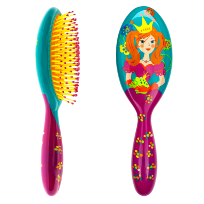 Hairbrush - Ladypop Large Princesse