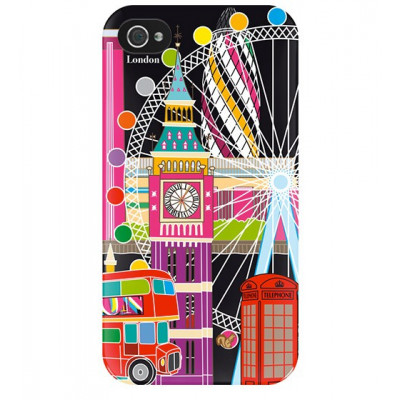 I Cover 4 - Cover per iPhone 4/4S London