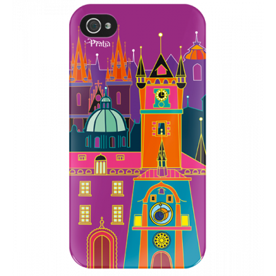 I Cover 4 - Case for iPhone 4/4S Praha