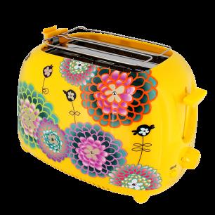 Toaster with European plug - Tart'in Dahlia