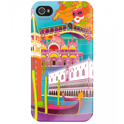 I Cover 4 - Cover per iPhone 4/4S Venezia