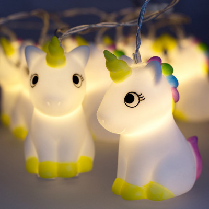 Ghirlanda luminosa - Magicorn Light Unicorno