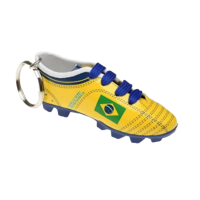 Keyring - Football Brazil