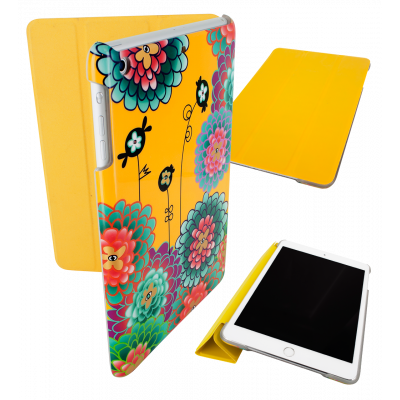 Case for iPad mini 2 and 3 - I Smart Cover Dahlia