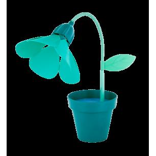 I Touch - LED-Lampe mit USB-Anschluss Blau