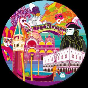 Mouse pad - Tapiron Citymania Venice