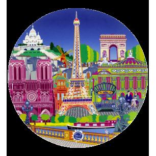 Mouse pad - Tapiron Citymania Paris new