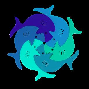 Dessous de plat - Entreshark Shark