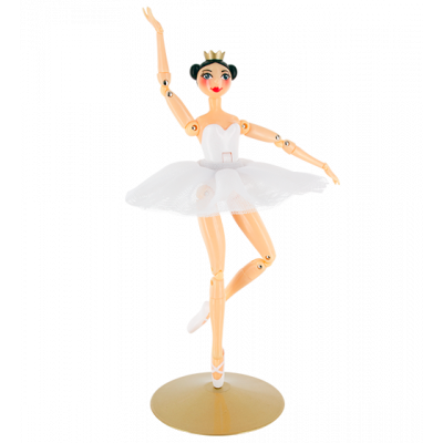 Dancing doll - Larabesque White