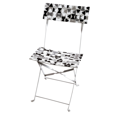 Folding chair - Garden Paradise Chess