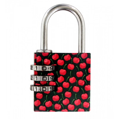 Cadenas à combinaison - Lock Me Up Cherry