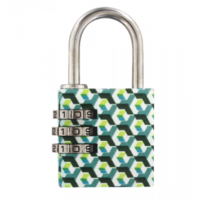 Lock Me Up - Combination lock Cubes