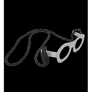 Cordino per occhiali - Bas Les Pattes Nero