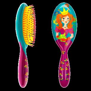 Grande brosse à cheveux - Ladypop Large Enfants Princesse